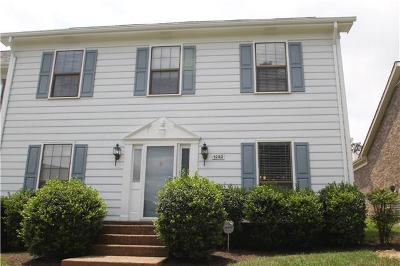 Brentwood Condo/Townhouse For Sale: 1232 Brentwood Pt