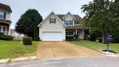 Thompsons Station Single Family Home Under Contract - Showing: 1511 Beaufort Pl