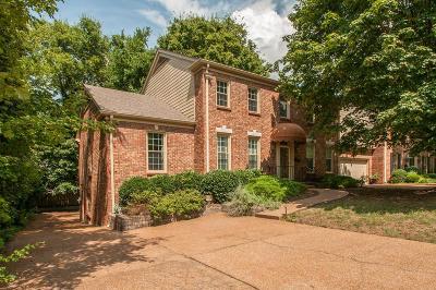 Nashville Single Family Home For Sale: 604 Linden Sq