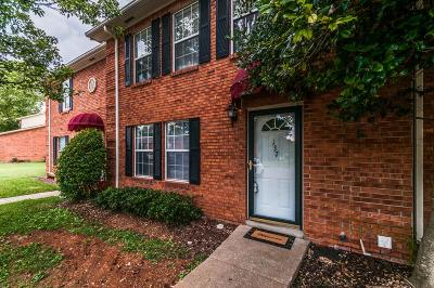 Smyrna Condo/Townhouse Under Contract - Showing: 137 Stokes Dr