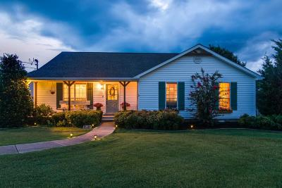 Nolensville Single Family Home Under Contract - Showing: 9707 Clovercroft Rd