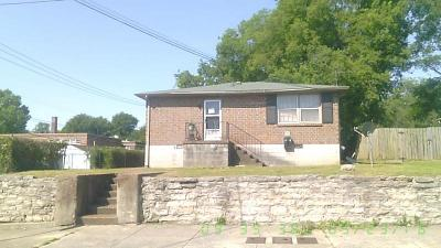 Nashville Multi Family Home Under Contract - Showing: 1701 4th Ave N