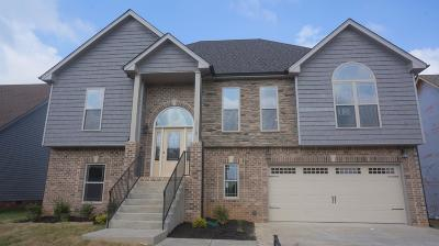 Clarksville Single Family Home For Sale: 12 Griffey Estates