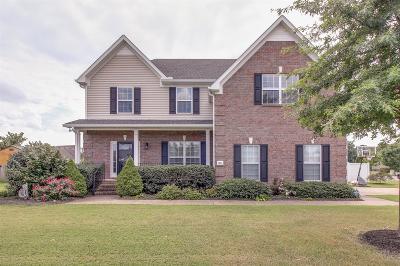 Murfreesboro Single Family Home For Sale: 1831 Cason Trl