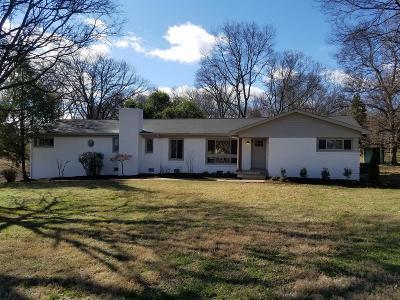 Nashville Single Family Home For Sale: 4425 Prescott Rd