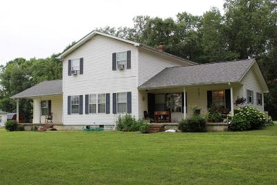Spring Hill  Single Family Home Under Contract - Showing: 4749 Ollie Chunn Rd
