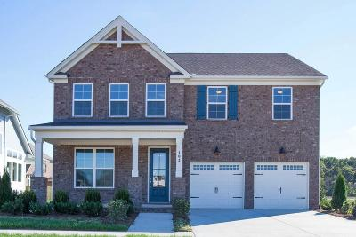 Hendersonville Single Family Home For Sale: 102 Championship Place Lot 289