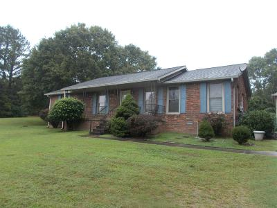 Ashland City Single Family Home For Sale: 1006 Christopher Ln