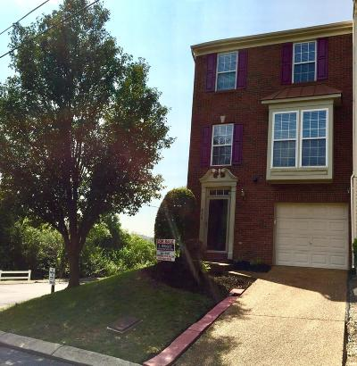 Antioch Condo/Townhouse For Sale: 5170 Hickory Hollow Pkwy #828
