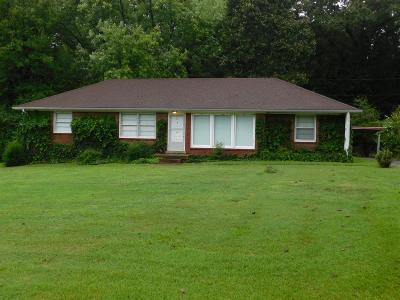 Clarksville Single Family Home For Sale: 34 W Bel Air Blvd