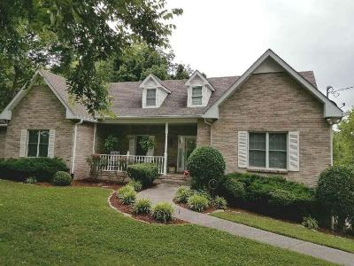 Goodlettsville Single Family Home Under Contract - Showing: 911 W Cynthia Trl
