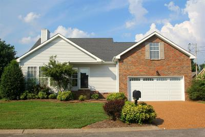Hendersonville Single Family Home Under Contract - Showing: 142 S Birchwood Dr