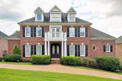 Hendersonville Single Family Home For Sale: 1259 12 Stones Xing