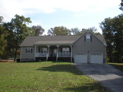 Dickson Single Family Home For Sale: 151 Gaskins Rd