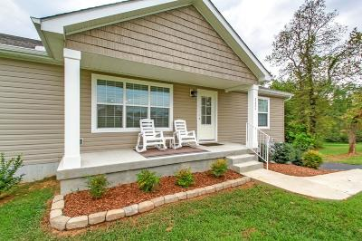 Spring Hill  Single Family Home Under Contract - Showing: 2324 Mustang Way