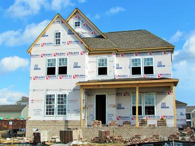 Hendersonville Single Family Home For Sale: 1562 Drakes Creek Lot#11