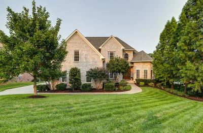 Franklin Single Family Home Under Contract - Showing: 1060 Watkins Creek Dr
