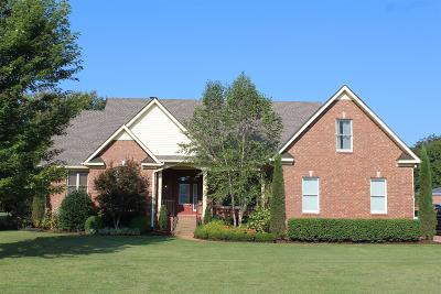 Harpeth Meadows Single Family Home Under Contract - Showing: 395 Harpeth Meadows Dr