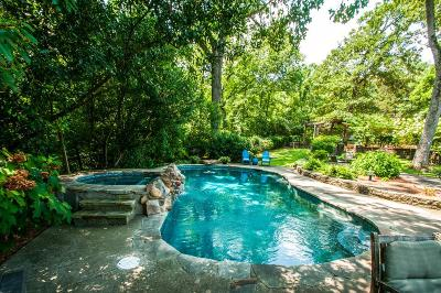 Nashville Single Family Home For Sale: 825 W Hillwood