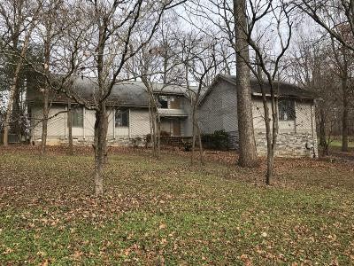 Christian County, Ky, Todd County, Ky, Montgomery County Single Family Home For Sale: 807 Foxwood Rd
