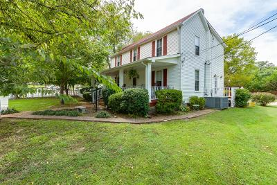 White Bluff Single Family Home Under Contract - Showing: 123 Graham St