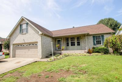 Old Hickory Single Family Home For Sale: 2000 Waterford Dr