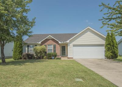 Single Family Home Under Contract - Showing: 1644 Saint Andrews Dr