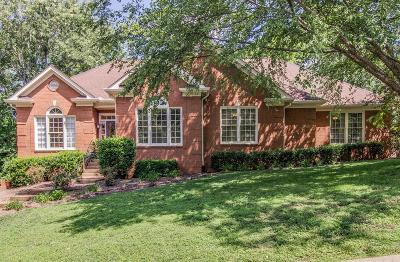 Brentwood Single Family Home Under Contract - Showing: 9424 Lost Hollow Ct