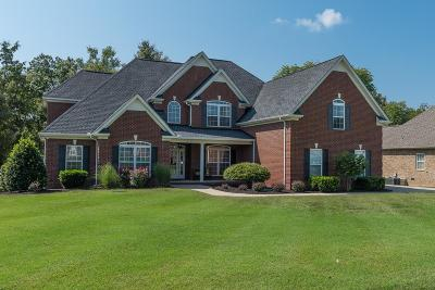 Smyrna Single Family Home Under Contract - Showing: 5311 Cliffstone Dr