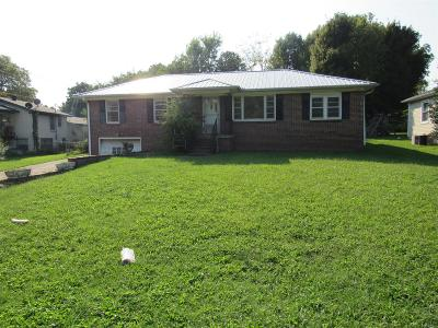 Gallatin Single Family Home Under Contract - Showing: 824 Boles St