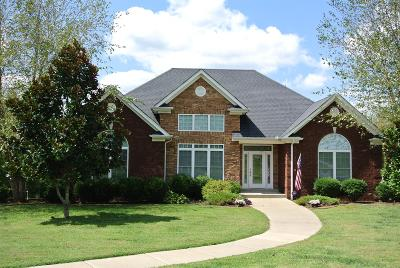 Pleasant View Single Family Home For Sale: 1000 Bee Tee Ln