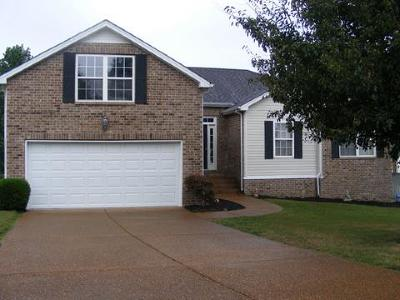 Spring Hill  Single Family Home Under Contract - Showing: 2616 Danbury Cir