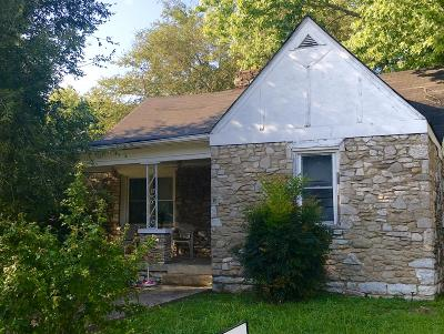 Old Hickory Single Family Home For Sale: 318 Capital St