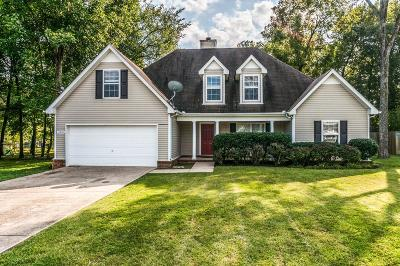 Smyrna Single Family Home Under Contract - Showing: 209 Sam Davis Dr