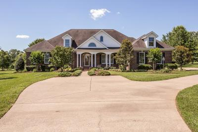 Columbia Single Family Home Under Contract - Showing: 1205 Sequoya Trail