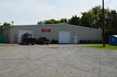 Clarksville TN Commercial Sold: $450,000
