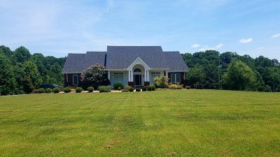 Smithville Single Family Home For Sale: 590 Big Hurricane Rd