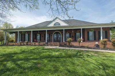 Lebanon Single Family Home For Sale: 564 Martha Leeville Rd