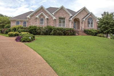 Brentwood, Franklin Single Family Home Under Contract - Showing: 4404 Savage Pointe Dr