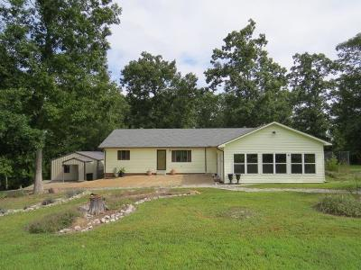 Waynesboro Single Family Home For Sale: 625 Highway 64 W