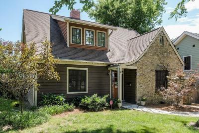 Davidson County Single Family Home For Sale: 2129 Bernard Ave
