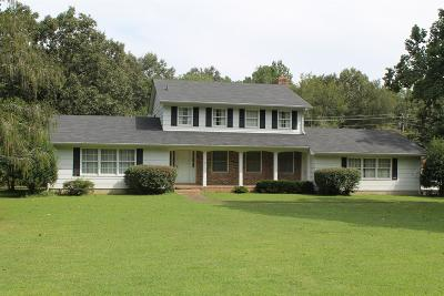 Tullahoma Single Family Home For Sale 111 Oak Park Dr