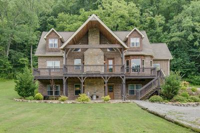 Sumner County Single Family Home Under Contract - Showing: 1418 Madison Creek Rd