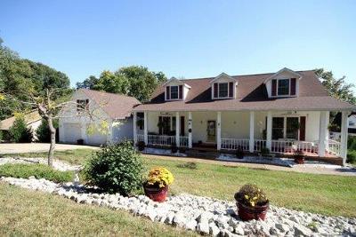 Camden Single Family Home For Sale: 255 Sales Landing Cir