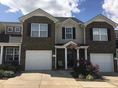 Spring Hill Condo/Townhouse For Sale: 3039 Soaring Eagle Way #3039