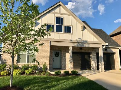 Franklin Single Family Home Under Contract - Showing: 2036 Ryecroft Ln