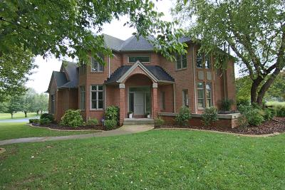 Lebanon Single Family Home For Sale: 1758 Palmer Rd