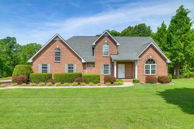White House Single Family Home For Sale: 132 Covington Bend