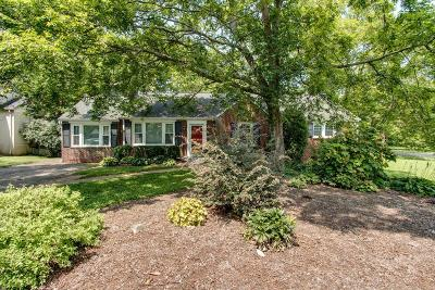 Single Family Home Under Contract - Showing: 3401 Woodhaven Dr