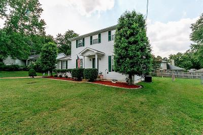 Hermitage Single Family Home For Sale: 1016 Carriage Way Ct